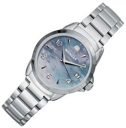 Ladies Alpenrose Mother-Of-Pearl Watch